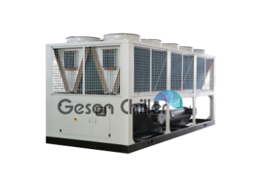 GSA Air Cooled Screw Chiller 127℃