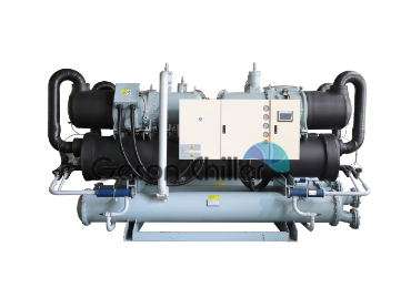 Geson GSW Series Water Cooled Screw Chiller -40~30℃