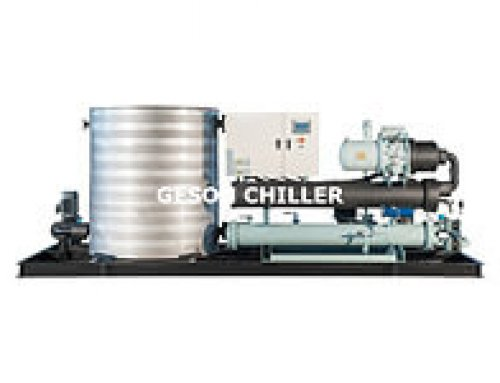 Chilled water, cooling water, condensed water