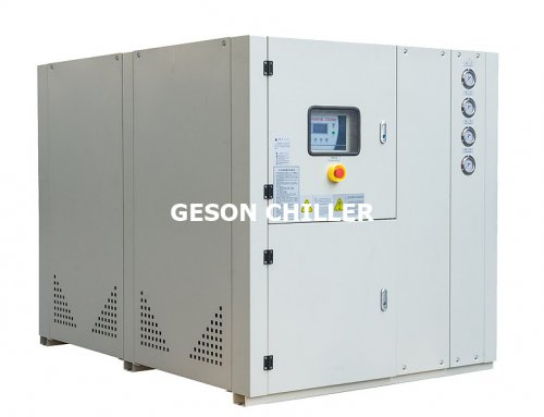 Water cooled scroll chiller -35℃