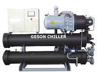 Application of chiller in new energy battery raw material processing industry