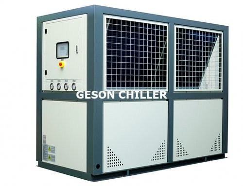 Air cooled scroll chiller 12/7℃