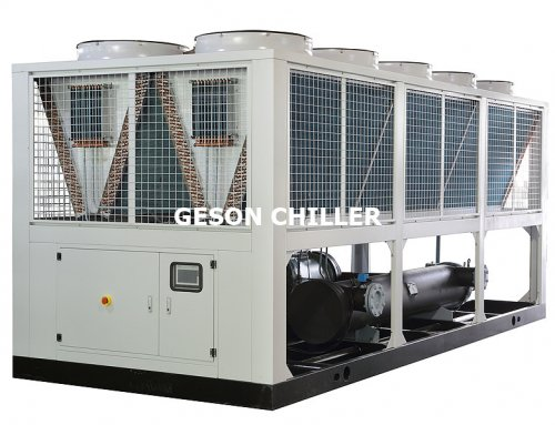 Air Cooled Screw Chiller 12/7℃
