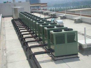 Advantages and disadvantages of water source heat pump unit