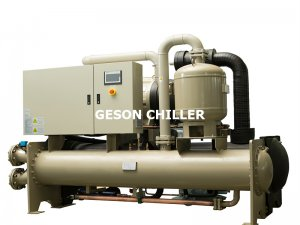 water cooled screw chiller air cooled screw chiller chemical chillers plastic injection chillers plastic molding chillers phamarceutical chillers