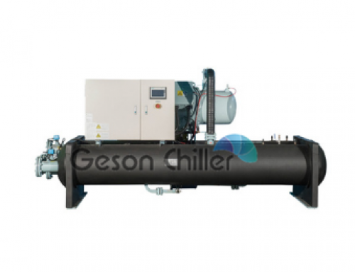 500Ton Flooded water cooled screw chiller