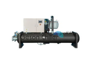GSFD Flooded water cooled screw chiller