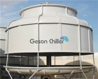 GST Crossflow Water Tower