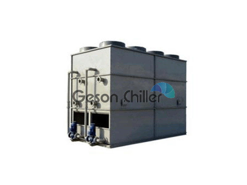GST counterflow water tower