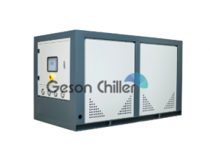 GSWC Water Cooled Scroll Chiller