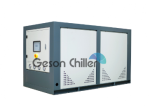 Geson 25HP Water Cooled Scroll Chiller
