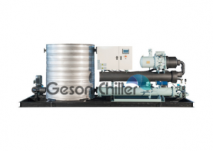 Integrated 300ton Chiller System