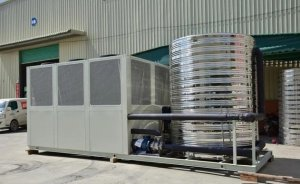 Industrial chiller installation requirements