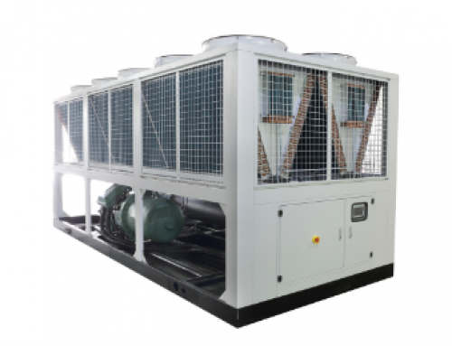 GSAH Air Cooled Screw Chiller 5~25℃