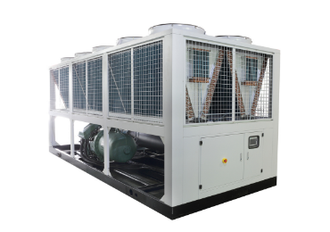 GSAH Air Cooled Screw Chiller 5