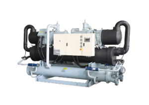 water cooled chiller system 127℃
