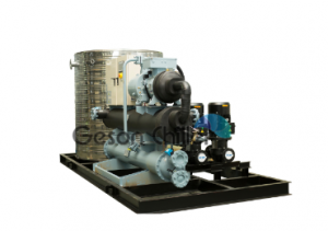 Figure 1 Water-cooled-chiller-system