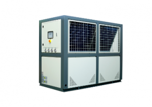 Figure 2 Air cooled scroll chiller