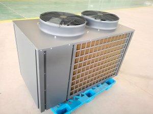 Figure 3 Air Source Heat Pump