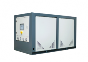 Figure 3 Water cooled scroll chiller