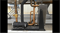 Figure 5 An Economizer in a Chiller