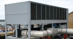 Figure 6 Chillers For Air Conditioning System