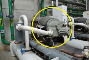 Figure 8 Figure 8 centrifugal type compressorScrew type compressor
