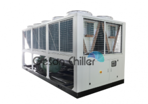 Air-cooled Screw Chiller System