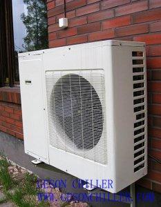 Figure 3 air source heat pump outdoor unit