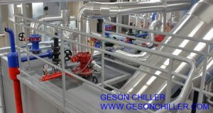 Figure 4 Glycol Water Chiller