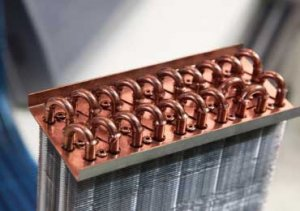 Figure 6 Air Cooled Scroll Chiller Parts