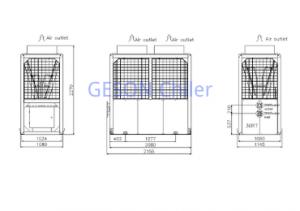 Modular Air Cooled Chiller Manufacturer