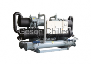 Chiller Cooling System