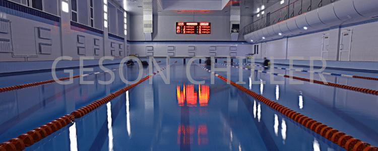 Heat Pump Heater for Indoor Lap Swimming Pool