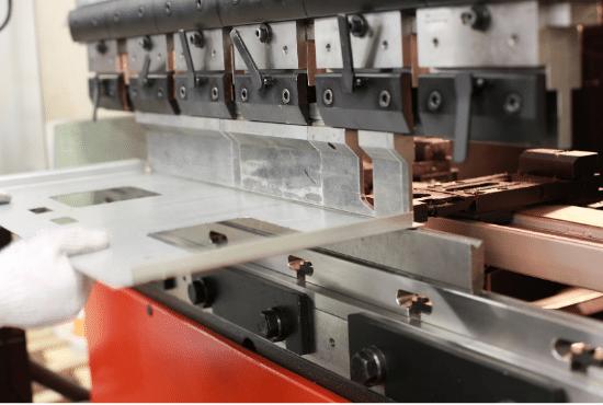 Sheet Metal Bending Machie