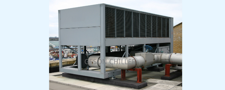 air cooled process chiller