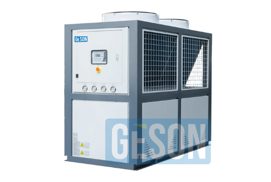 air cooled scroll chiller system