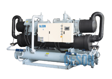 industrial water chiller unit