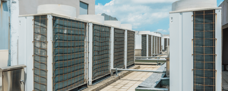 Air Conditioning Air Scroll Chiller