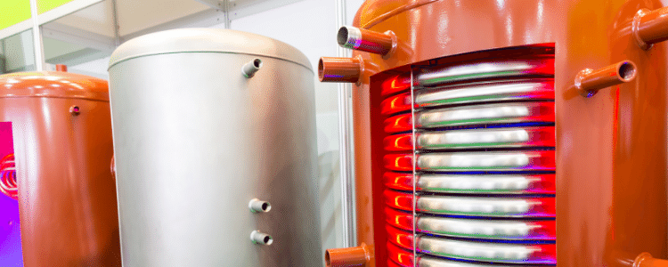 Double-pipe Heat Exchangers for Swimming Pool Chiller