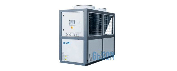 chiller package unit small space